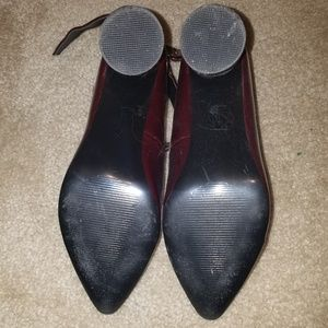 ASOS Shoes - ASOS Sammy pointed heels-- Oxblood